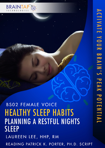 BS02 - Planning a Restful Nights Sleep - Female Voice