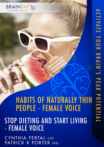 CVRWL11 - Stop Dieting and Start Living - Female Voice