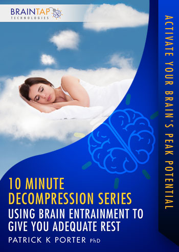 D1004 - Using Brain Entrainment to Give You Adequate Rest
