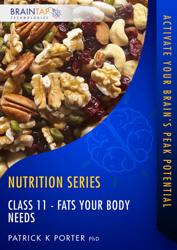 FFF CLASS11 - Fats Your Body Needs