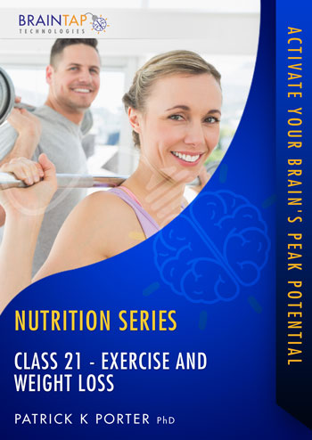FFF Class21 - Exercise and Weight Loss