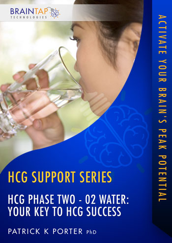 HCG-Phase2- Water: Your Key to hCG Success