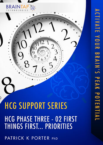 HCG-Phase3- First Things First... Priorities