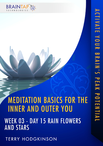 MBIOY15 - Week03 Day15 Rain Flowers and Stars
