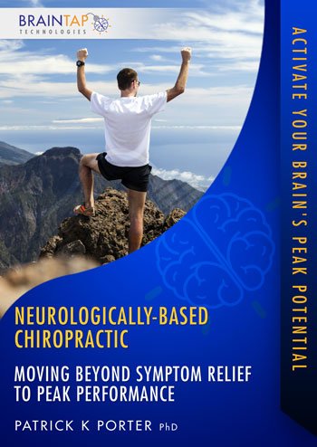 NBC06 - Moving Beyond Symptom Relief to Peak Performance