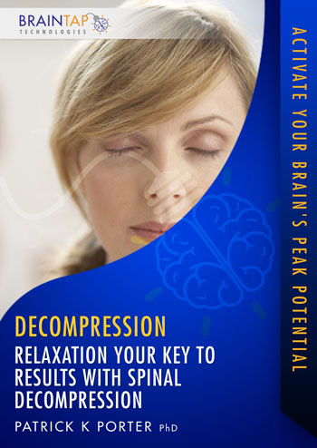 SDC03 - Relaxation Your Key To Results with Spinal Decompression
