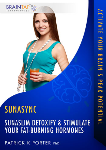 SSlim03 - SunaSlim Detoxify and Stimulate Your fat-Burning Hormones - Dual Voice