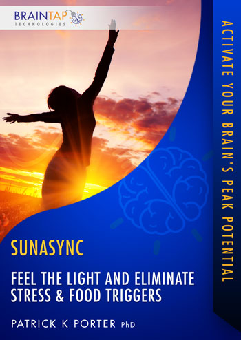 SSlim10 - Feel the Light and Eliminate Stress and Food Triggers - Dual Voice