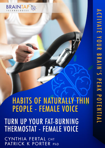 CVRWL08 - Turn Up Your Fat-Burning Thermostat - Female Voice
