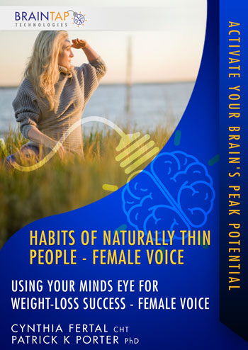 CVRWL10 - Using Your Minds Eye for Weight-Loss Success - Female Voice