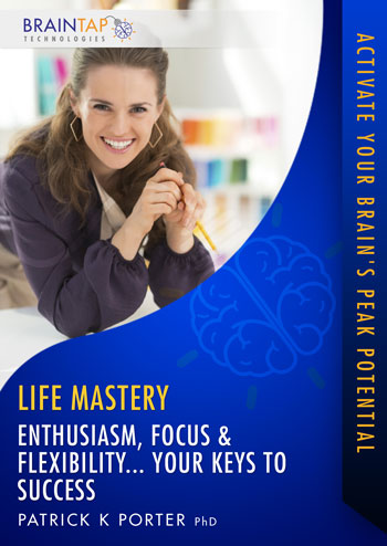 LM08 - Enthusiasm, Focus and Flexibility... Your Keys To Success - Dual Voice